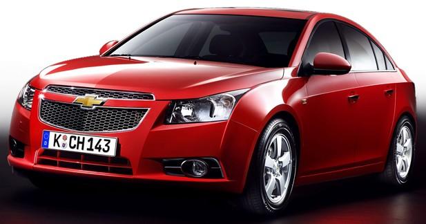 Chevrolet progresse au deuxième trimestre
