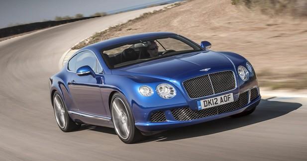 Bentley Continental GT Speed : Faire parler la poudre