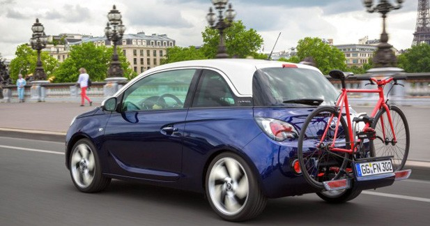 L'Opel Adam disposera du système FlexFix