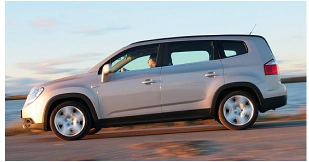 Le Chevrolet Orlando adopte un nouveau moteur essence