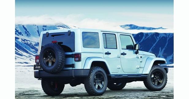 La Jeep Wrangler 2013 adopte un nouvel intérieur