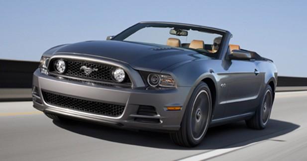 La Ford Mustang s'attaque à l'Europe