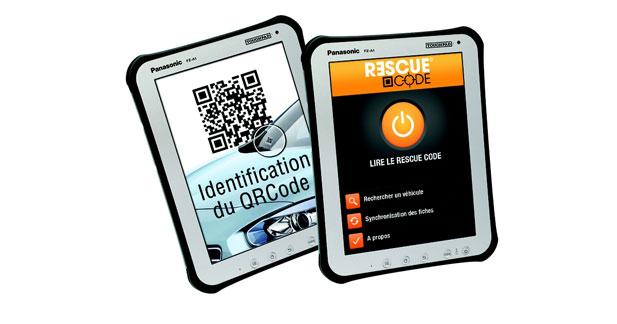 Rescue Code : une application sur tablette pour les premiers secours