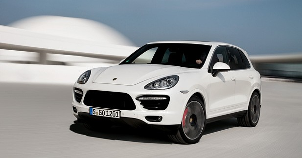 Porsche Cayenne Turbo S : Course aux armements