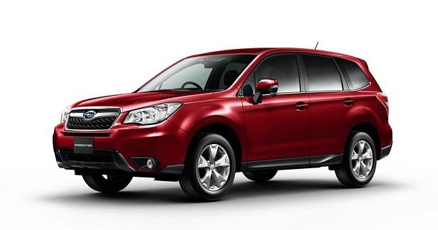 Subaru Forester 2013 : Fidèle à lui-même