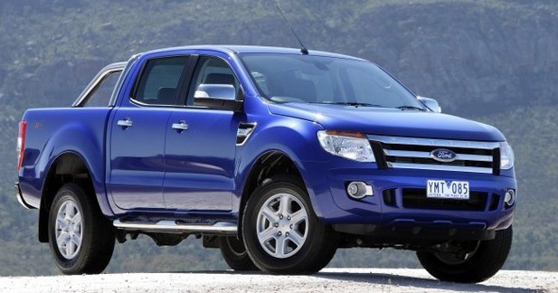 le ford ranger lu pick up international 2013. Black Bedroom Furniture Sets. Home Design Ideas