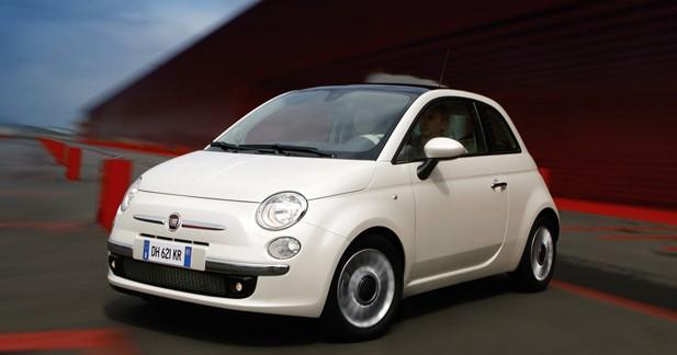 Fiat 500 : déjà un million d'exemplaires produits