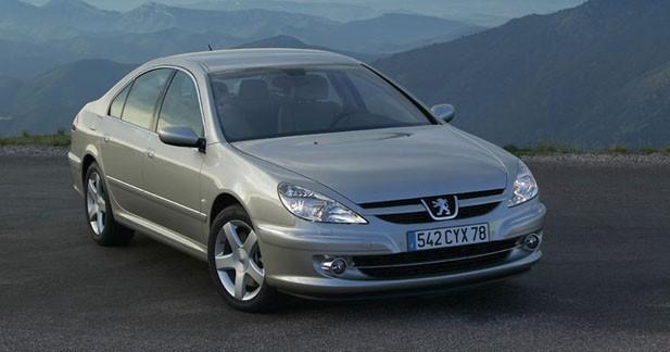 Peugeot 607 : examinez soigneusement son carnet d'entretien