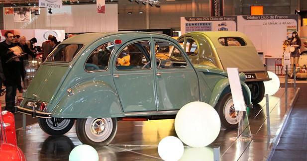 Rétromobile 2008 : la passion des modèles d'exception