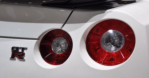 La Nissan GT-R version 2013 débarque en janvier
