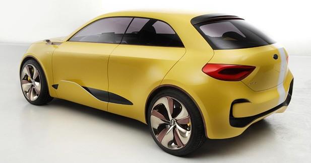 Kia CUB Concept : Juste pour la forme