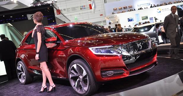 Citroën DS Wild Rubis : le nouveau joyau des Chevrons