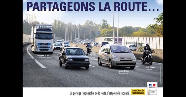 Sécurité Routière : Baisse de la mortalité routière en avril