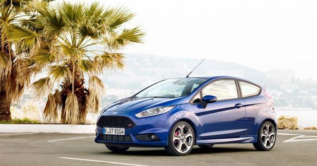 Ford Fiesta ST : un concours sur Facebook pour prendre son volant sur circuit