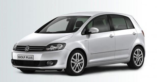 Série Spéciale : Volkswagen Golf Plus Life