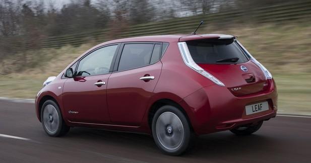 Nissan Leaf : dix-millième livraison en Europe