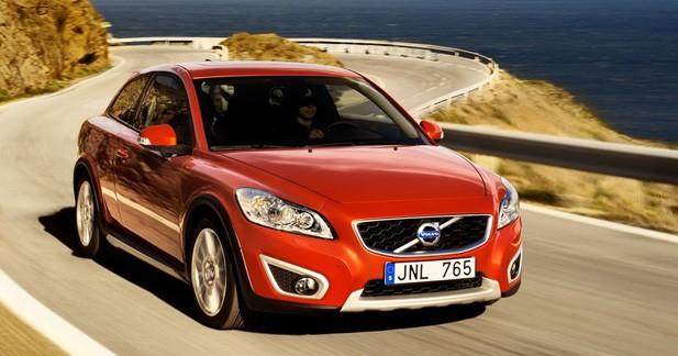 Volvo C30 : Tentez de gagner l'ultime exemplaire produit