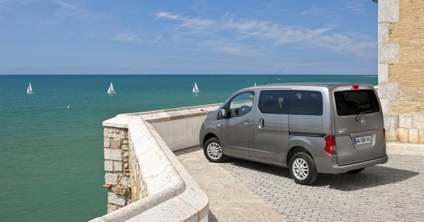 Série spéciale : Nissan Evalia Summer Edition