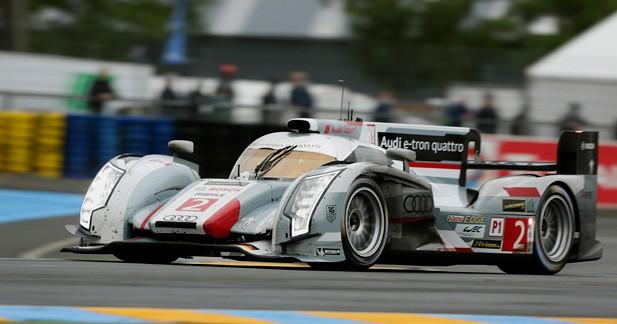 24 Heures du Mans 2013 : 12e victoire pour Audi, la 9e pour Kristensen
