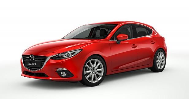 Nouvelle Mazda3 : efficace et connectée