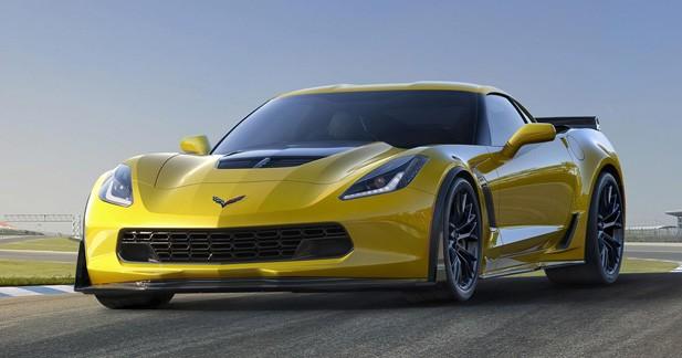Chevrolet Corvette Z06 : Une Corvette sous pression à Detroit