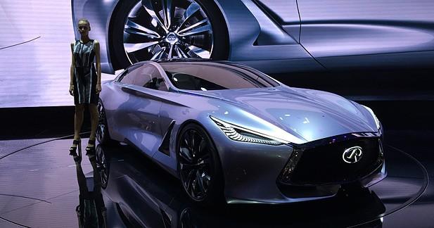 Mondial Auto 2014 : Infiniti Q80 Inspiration
