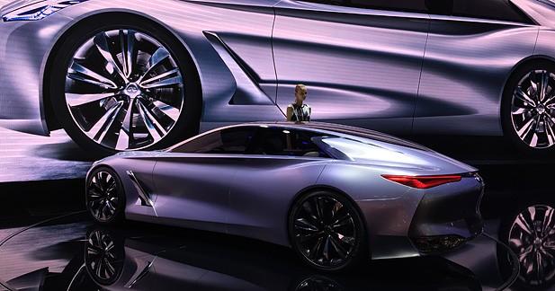 Un design sculptural allié à une motorisation hybride