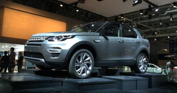 L'avenir du Land Rover Discovery