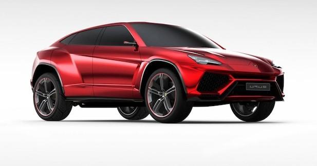 Un V8 Audi pour le Urus ?