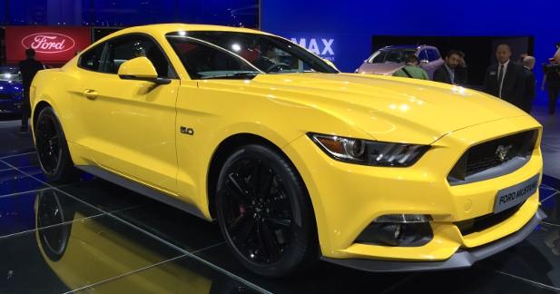 Un confort amélioré pour la Ford Mustang en Europe