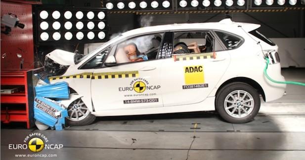 4 étoiles pour la Renault Mégane