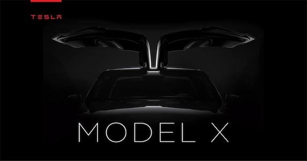 Elon Musk et Tesla parlent du Model X