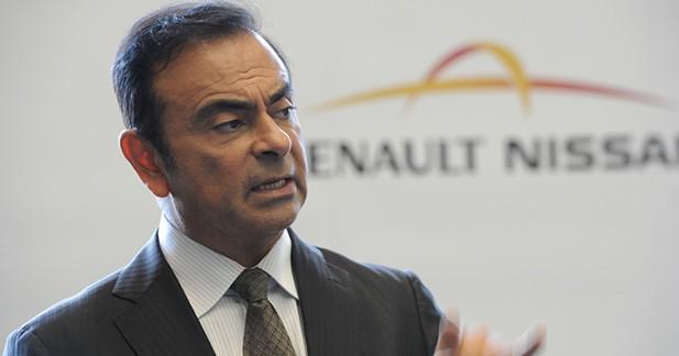 Renault-Nissan, quatrième groupe automobile du monde