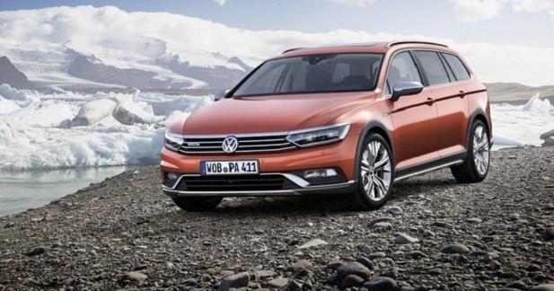 Volkswagen Passat Alltrack : Wolfsbourg remet ça