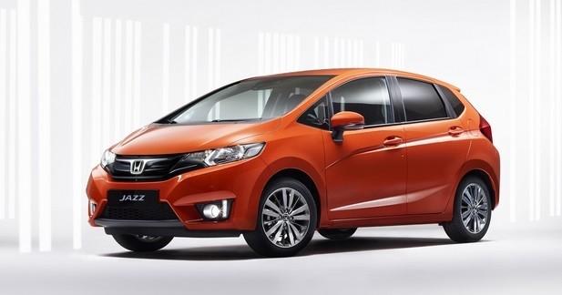 Honda Jazz: après le prototype, la version de série