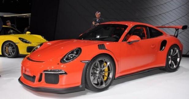 Porsche 911 GT3 RS: avec un flat-6 4.0 de 500 ch
