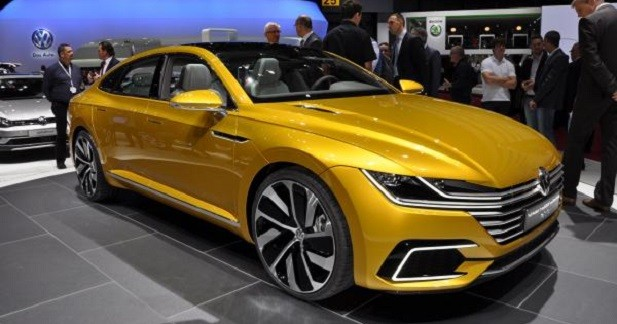 Volkswagen Sport Coupé GTE: le coupé selon Wolfsbourg