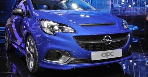 Opel Corsa OPC: l'éclair frappe une nouvelle fois