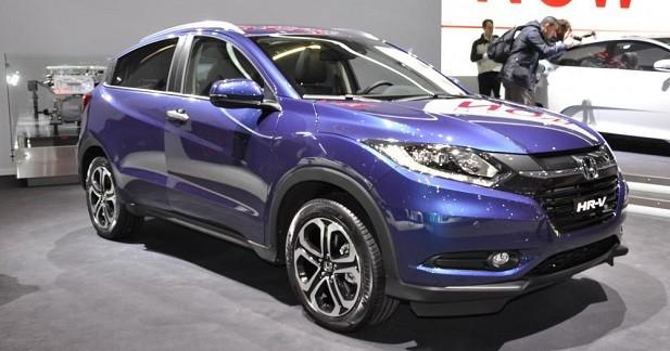 Honda HR-V : la ''joy machine'' est de retour