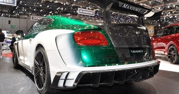 Un look de vraie GT3