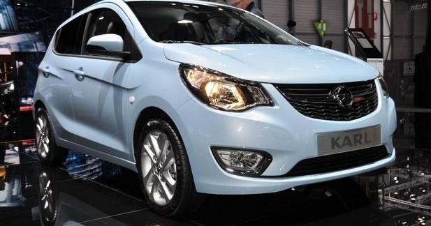 Opel Karl: cinq places pour moins de 10000 euros