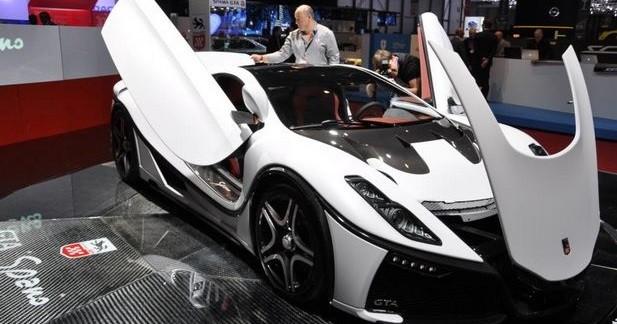 GTA Spano: grosse mise à jour pour la supercar ibère