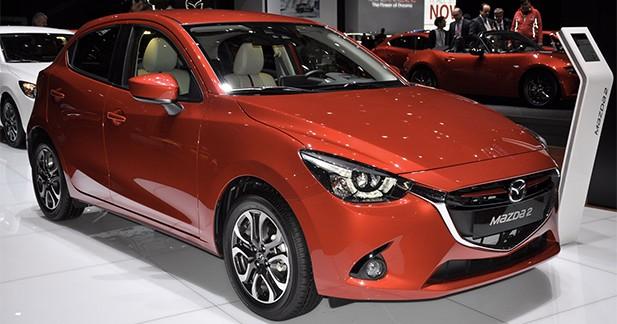 Mazda 2 : l'attrait du premium