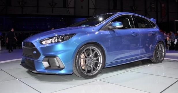 Ford Focus RS: 350 ch sous le capot finalement?