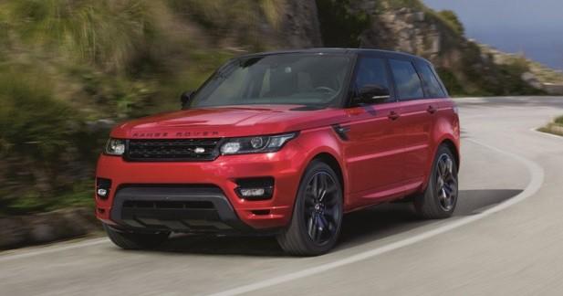 Range Rover Sport HST: du sport et du luxe
