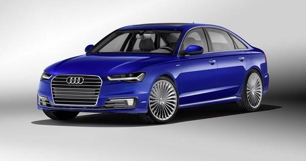 Audi A6 L e-tron: 245 ch et 2,2 l/100 km