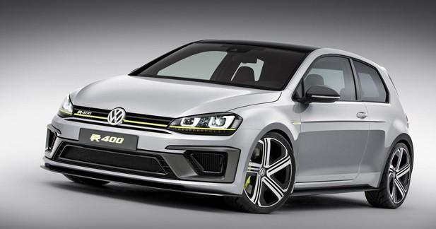 Volkswagen Golf R 400: Wolfsbourg confirme la production