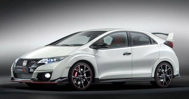Honda Civic Type R: une version radicale si son record sur le Nürburgring est battu