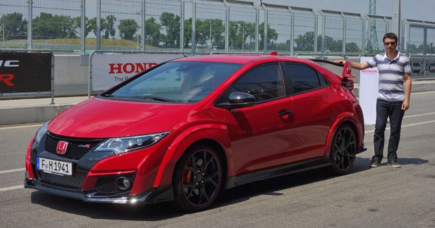 essai honda civic type r pas de compromis. Black Bedroom Furniture Sets. Home Design Ideas