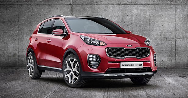 Kia Sportage : plus abouti